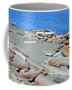Logged Out Coffee Mug