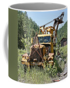 Logging Truck - Burke Idaho Ghost Town Coffee Mug