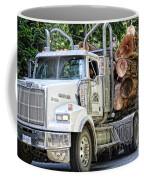 Logging Truck Coffee Mug
