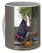Lollipop Lady Coffee Mug