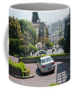Lombard Street San Francisco Coffee Mug
