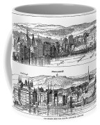 London, 16th Century Coffee Mug