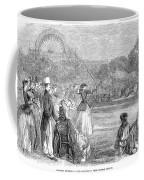 London: Archery, 1859 Coffee Mug