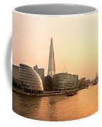 London At Dusk Coffee Mug