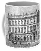 London: Carlton Club, 1868 Coffee Mug