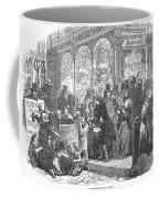 London: Christmas, 1866 Coffee Mug