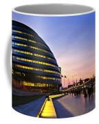 London City Hall At Night Coffee Mug