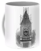 London: Clock Tower, 1856 Coffee Mug