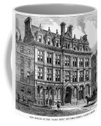 London: Daily News, 1885 Coffee Mug