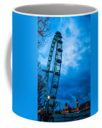 London Eye At Westminster Coffee Mug