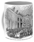 London: Freemasons Hall Coffee Mug by Granger