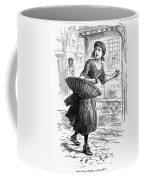 London: Match-girl Coffee Mug