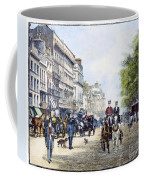 London: Piccadilly, 1895 Coffee Mug