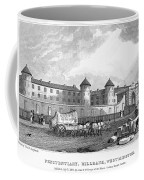 London: Prison, 1829 Coffee Mug