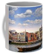 London Skyline From Thames River Coffee Mug
