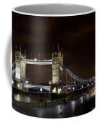 London Southbank View Coffee Mug