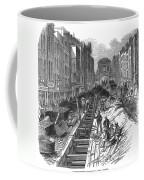 London:fleet Street Sewer Coffee Mug