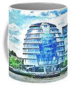 London's City Hall Coffee Mug