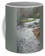 Lone Fisherman 1 Coffee Mug