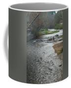 Lone Fisherman 2 Coffee Mug