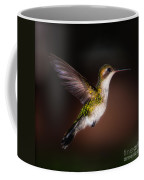 Lone Hummingbird Coffee Mug