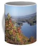 Lone River Boat Coffee Mug