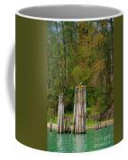 Lone Seagull Coffee Mug