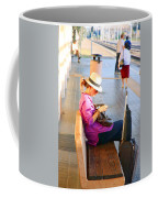 Lone Traveler Coffee Mug