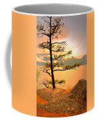 Lone Tree At Ellison Park Coffee Mug