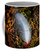 Lonely Feather Coffee Mug