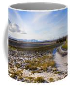 Lonely House On The Prairie Coffee Mug