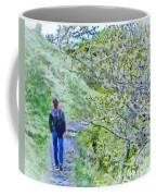 Lonely Path Coffee Mug