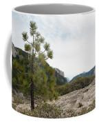 Lonely Pine Coffee Mug