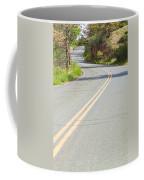 Long And Winding Road Coffee Mug