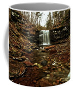 Long Canyon Waterfall Coffee Mug