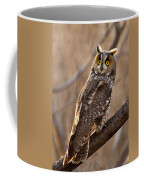 Long-eared Owl Coffee Mug