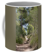 Long Forest Road Coffee Mug