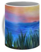Long Island Sound Sunset Coffee Mug