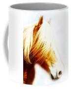 Long Mane Dreamy Coffee Mug