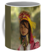 Long Neck Beauty Karen Tribe Coffee Mug