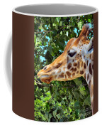 Long Profile Coffee Mug