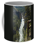 Long River View Coffee Mug
