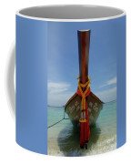 Long Tail Boat Thailand Coffee Mug