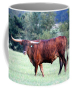 Longhorn Of Texas Coffee Mug