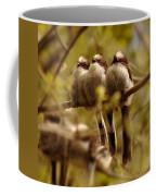 Longtailed Tit Fledglings Coffee Mug