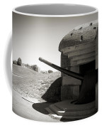 Longues-sur-mer German Battery Coffee Mug