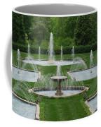 Longwood Fountains 3 Coffee Mug