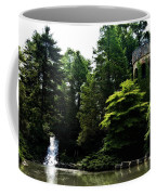 Longwood Garden Castle Coffee Mug