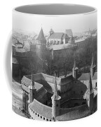 Looking Down On The Rondel Or Barbican Coffee Mug
