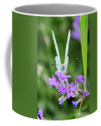 Looking Into Butterfly Eyes Coffee Mug